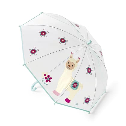 Sterntaler Umbrella -  * Whether that be in kindergarten or on a trip in the rain – with the adorable Sterntaler umbrella your child is well protected from rain at any time.