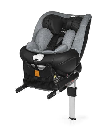 Brevi Child Car Seat Alain i-Size -  * The 360° rotatable Brevi Alain child car seat which is certified according to the i-size standard, provides your little one with the best protection and comfort on all trips.
