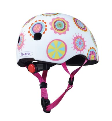 Micro Helmet -  * The helmets by Micro provide your little explorer with style, low weight as well as a high level of safety when being out and about with the balance bike or scooter.
