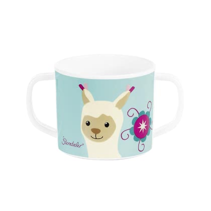 Sterntaler Mug -  * The Sterntaler mug is printed on both sides and features cheerful designs of the current characters.