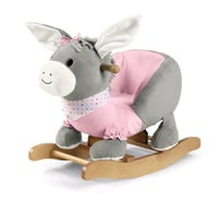 Sterntaler Rocking Animal -  * The Sterntaler rocking animal will bring plenty of joy and exercise into the nursery. The animal characters transform your child's room into a fun and adventurous playground.