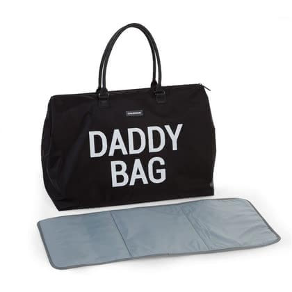 "Childhome Changing Bag/ Backpack ""Daddy Bag"" -  * With the fancy changing bag and backpack by Childhome, every dad is going to cut a fine figure."