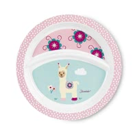 Sterntaler Plate -  * The Sterntaler plate is printed with a cheerful motif of the current characters and encourages your little one when learning how to eat independently.