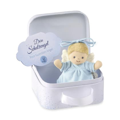 Sterntaler Music Box Mini Guardian Angel -  * The small Sterntaler guardian angel watches over your child, plays an adorable lullaby and brings them gently to sleep.