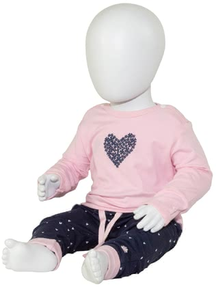 noppies 2-piece Baby Set, 1 Pair of Trousers and 1 Shirt -  * With the trendy 2-piece clothing set by noppies, your little one is always dressed right.