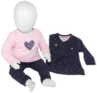 noppies 3-piece Baby Set, 1 Pair of Trousers and 2 Shirts, Girl -  * The right clothes for every occasion. You can easily combine this adorable set just as the fancy takes you.