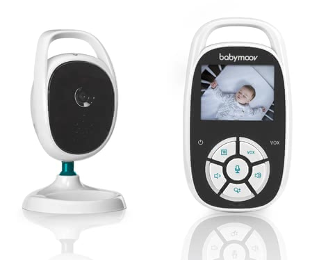 Babymoov YOO-See Video Baby Monitor -  * The Babymoov YOO-See is a super practical, no-frills video baby monitor which comes with many convenient features and simple operation, and thus delights new parents immediately.