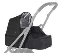 Uppababy Newborn Set for MINU -  * The Uppababy newborn set transforms the compact MINU into a pram suitable for babies. Your little one will feel super comfortable on the flat lying surface and will enjoy every ride in the MINU from the first day of life up to a body weight of about 9 kg.