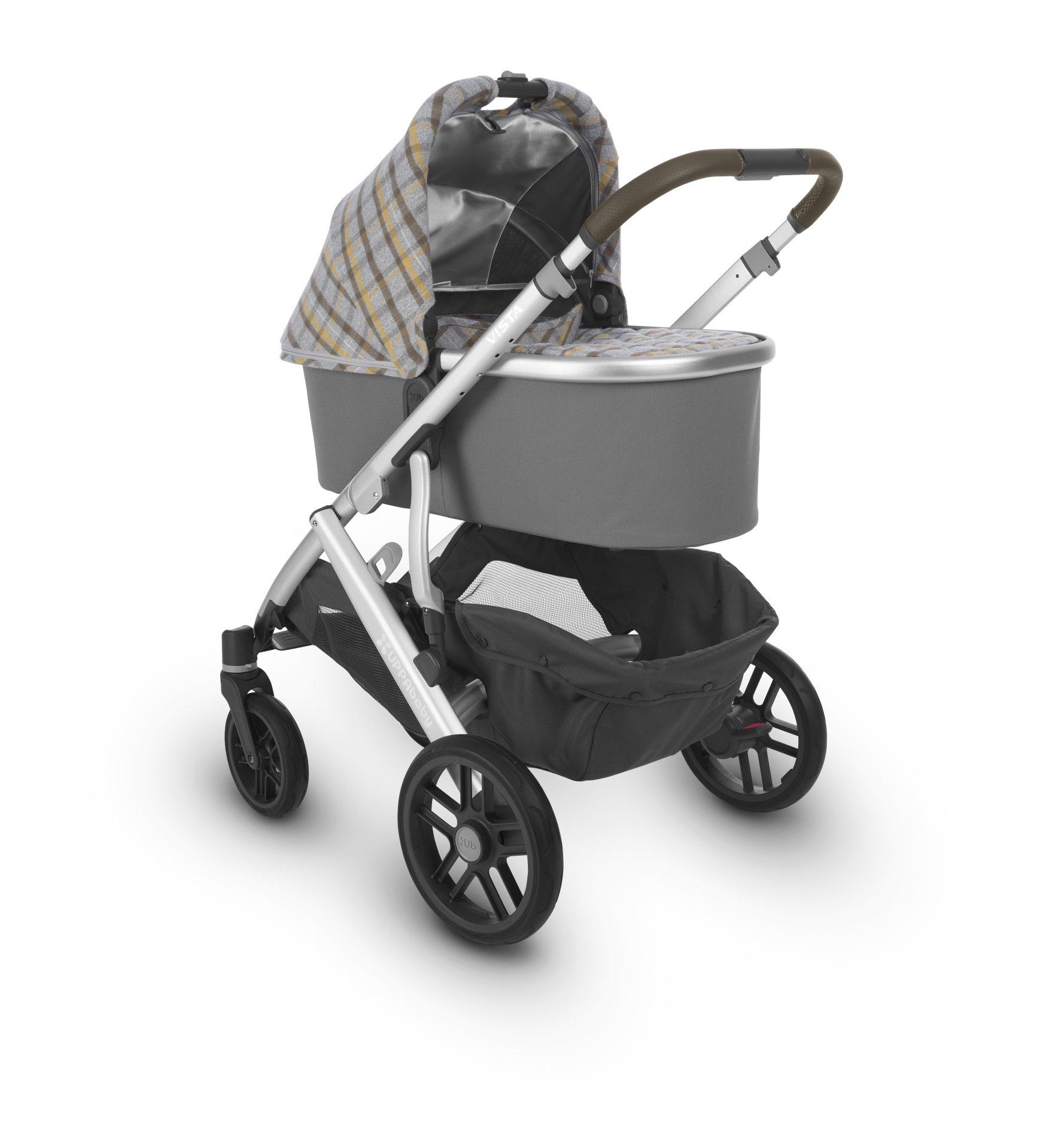 Uppababy Multi-Functional Stroller VISTA 2019 SPENCER ...