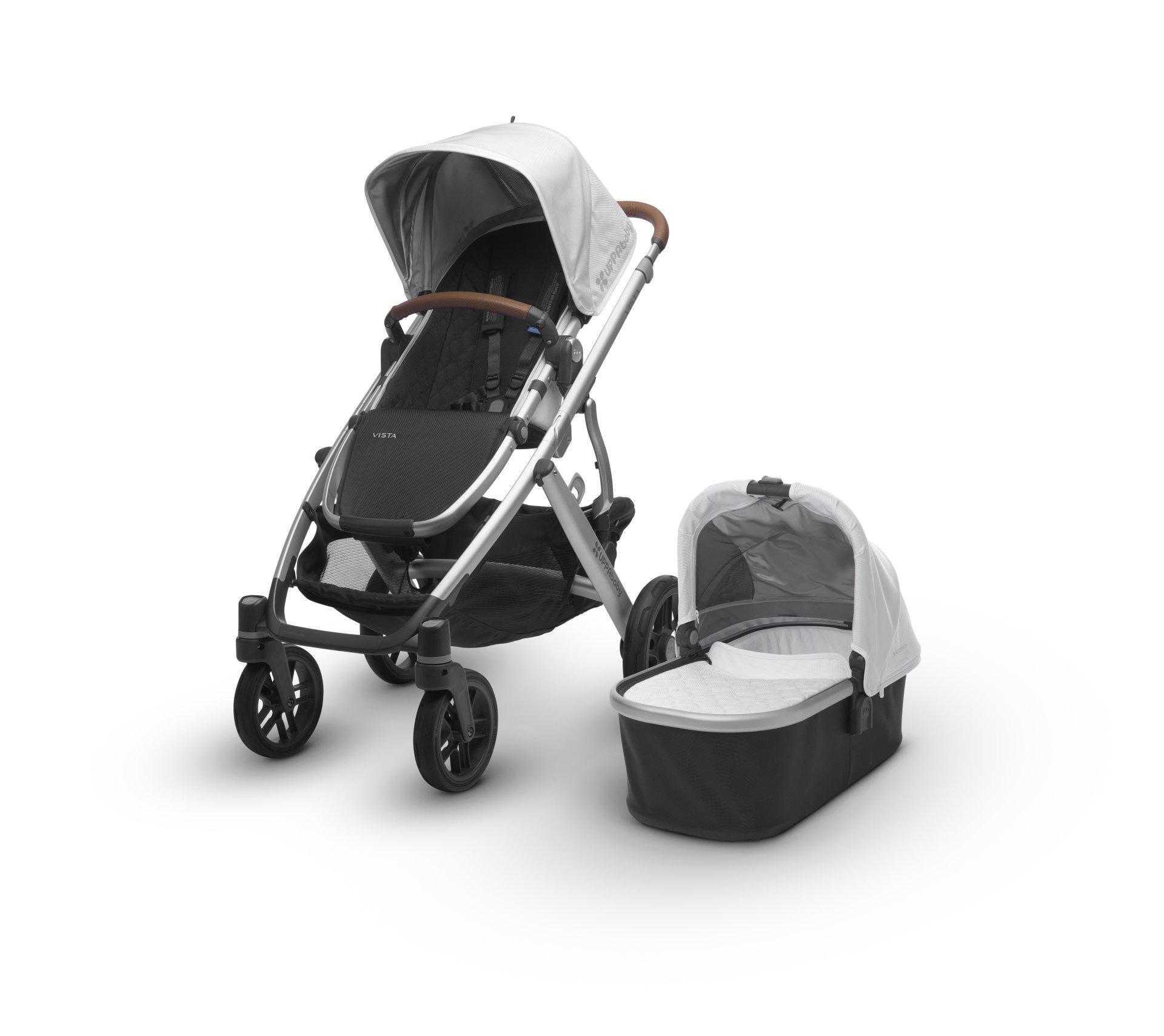 Uppababy Multi-Functional Stroller VISTA 2019 LOIC - Buy at