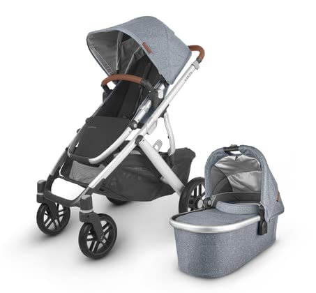 Uppababy Multi-Functional Stroller VISTA GREGORY 2019 - large image
