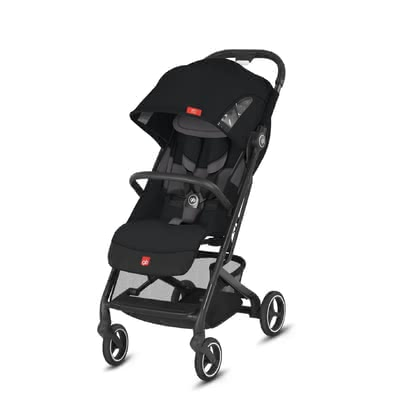 gb by Cybex Buggy Qbit + All-City Velvet Black_black 2020 - large image