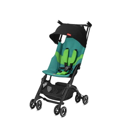gb by Cybex Buggy Pockit + All Terrain Laguna Blue_turquoise 2019 - large image