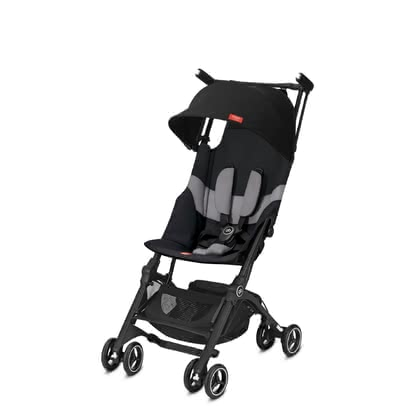 gb by Cybex Buggy Pockit + All Terrain -  * The compact travel buggy Pockit + All Terrain by gb by Cybex stands out as your perfect travel companion.