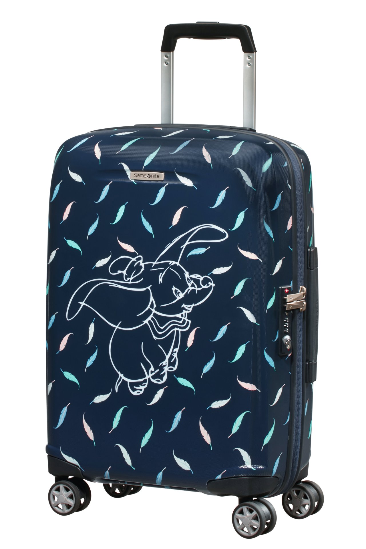 Fantastic Samsonite Disney Forever Dumbo Feathers Spinner Buy At Caraccident5 Cool Chair Designs And Ideas Caraccident5Info
