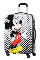 American Tourister by Samsonite Legends Disney Spinner -  * This adorable spinner from the Legends Disney Polka Dot collection is the perfect piece of luggage for all Disney fans.