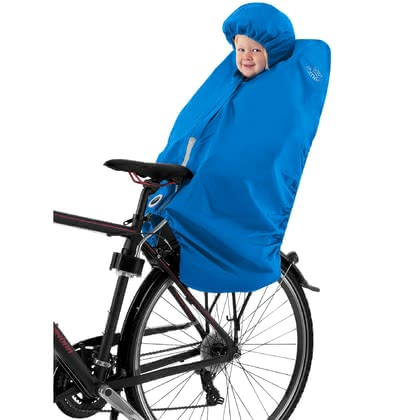 Britax Römer Rain Poncho Jockey -  * The practical Britax Römer rain poncho provides you with a super convenient 2 in 1 solution as it can be used as a rain poncho and as a rain cover at the same time.
