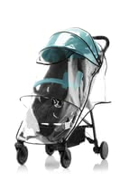 Britax Römer Rain Cover for Buggy B-Lite -  * The Britax Römer rain cover stands out as the optimal protection for your child when you are out and about in bad weather with the buggy B-Lite.