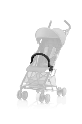 Britax Römer Play Bar Holiday 2 -  * The Britax Römer play bar turns your Buggy Holiday 2 into an even more comfortable spot for your little one. It is to be attached to the chassis and provides your child with a safe fall out protection.