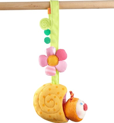Haba Dangling Figure -  * The cute Haba dangling figures encourage your little one to grab, contemplate and discover them right from birth.