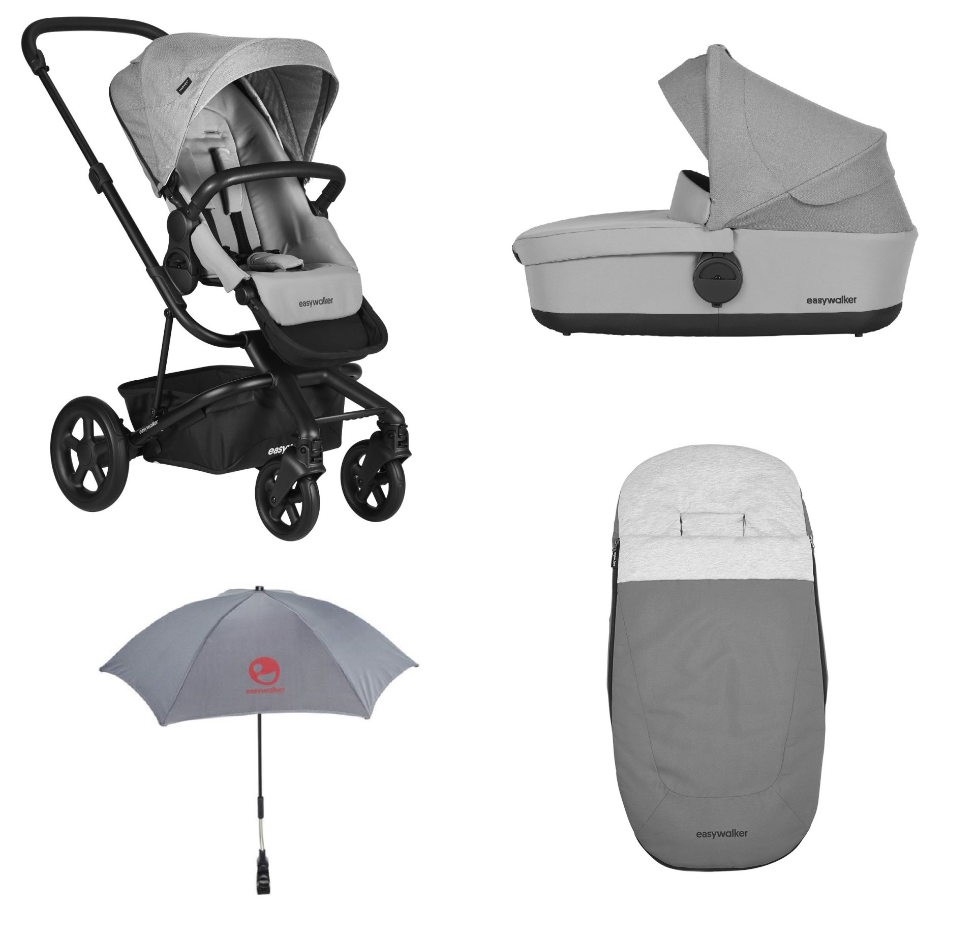 Baby Parasol Compatible With Easywalker