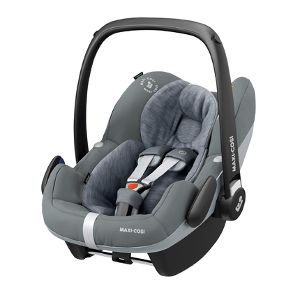 Maxi-Cosi Infant Car Seat Pebble Pro i-Size -  * The super trendy Maxi-Cosi Infant Car Seat Pebble Pro i-Size is approved according to the latest safety regulations for child car seats and provides your baby with maximum safety right from birth.