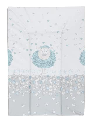 Geuther Changing Mat, 55 x 75 cm -  * The Geuther changing mat which comes in adorable designs provides a child-friendly equipment of