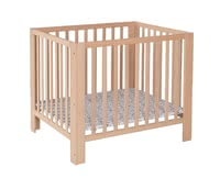 Geuther Playpen Ole -  * The Geuther playpen Ole will soon be your little one's new favourite spot. Robust with a straightforward design, the playpen matches perfectly with any interior style.