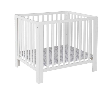 Geuther Playpen Ole, White -  * The Geuther playpen Ole will soon be your little one's new favourite spot. Robust with straightforward design, the playpen matches perfectly with any interior style.