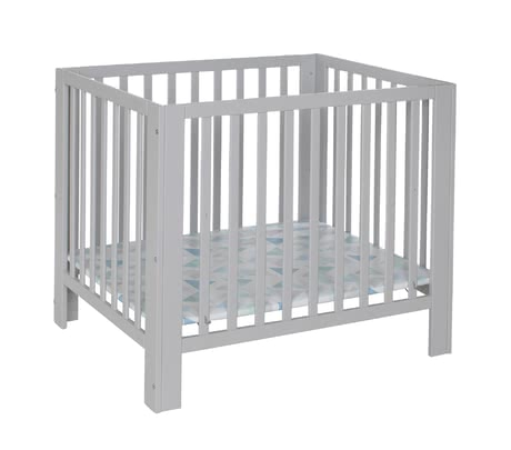 Geuther Playpen Ole, Grey -  * The Geuther playpen Ole will soon be your little one's new favourite spot. Robust with a straightforward design, the playpen matches perfectly with any interior style.
