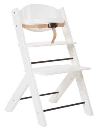Treppy High Chair White - large image