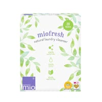 Bambino Mio miofresh Natural Laundry Cleanser -  * The environmentally friendly and biodegradable BambinoMio miofresh laundry cleanser is specially designed to clean and refresh cloth nappies and other garments, even at low temperatures.