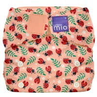 Bambino Mio miosolo All-in-One Cloth Nappy -  * Welcome to the family of cloth nappy! Stylish and wonderfully easy to use, the award-winning BambinoMio All-in-One cloth nappies will convince all new parents immediately.
