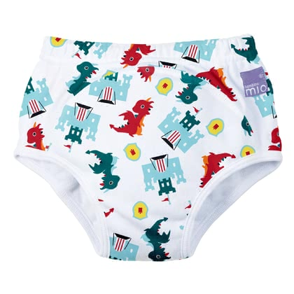 Bambino Mio Potty Training Pants, 18 – 24 Months -  * Is your little one just one step away from using the potty and would like to do without the nappy? Then the potty-training pants by BambinoMio are just the right choice as they are the easy way to transition from nappy to potty.