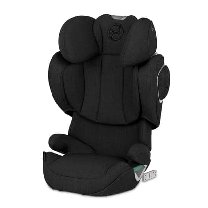 Cybex Platinum Child Seat Solution Z-Fix Plus -  * The new Cybex Platinum Child Car Seat Solution Z-Fix Plus features a 12-stage height and width adjustment and grows with your child between the ages of three and twelve years.