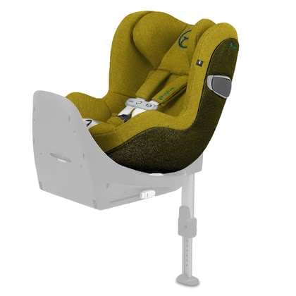 Cybex Platinum child seat Sirona Z i-Size Plus -  * Equipped with the latest standards for front and side impact protection, the new Sirona Z i-Size surpasses all its predecessors. The extremely durable fabric with twill effect comes in a trendy denim look and contributes to the sublime design of the Sirona Z i-Size Plus.