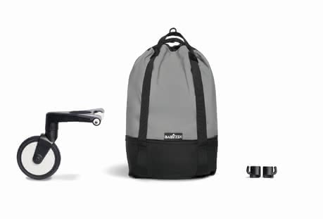BABYZEN Rolling Bag / Shopping Bag -  * This unique separate rolling bag which can be attached to your BABYZEN YOYO+ or YOYO² within seconds is an absolute must-have accessory that has that certain something.