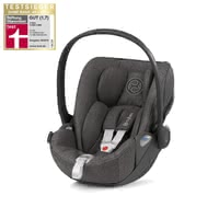 Cybex Platinum Baby Seat Cloud Z i-Size Plus -  * With a weight loss of 15%, the Cybex infant car seat Cloud Z i-Size Plus is significantly lighter than its predecessor Cloud Q i-Size. The extremely durable fabric with twill effect comes in a trendy denim look and contributes to the sublime design of the Cloud Z i-Size Plus.