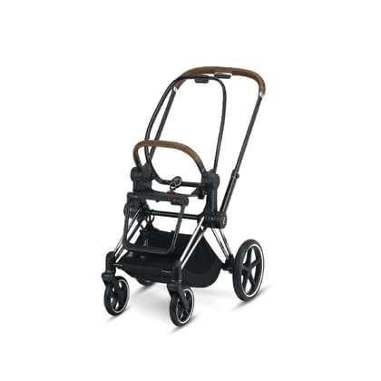 Cybex Platinum PRIAM Chassis -  * The classic chassis design of the Cybex pram PRIAM will convince everybody with its versatile functions.