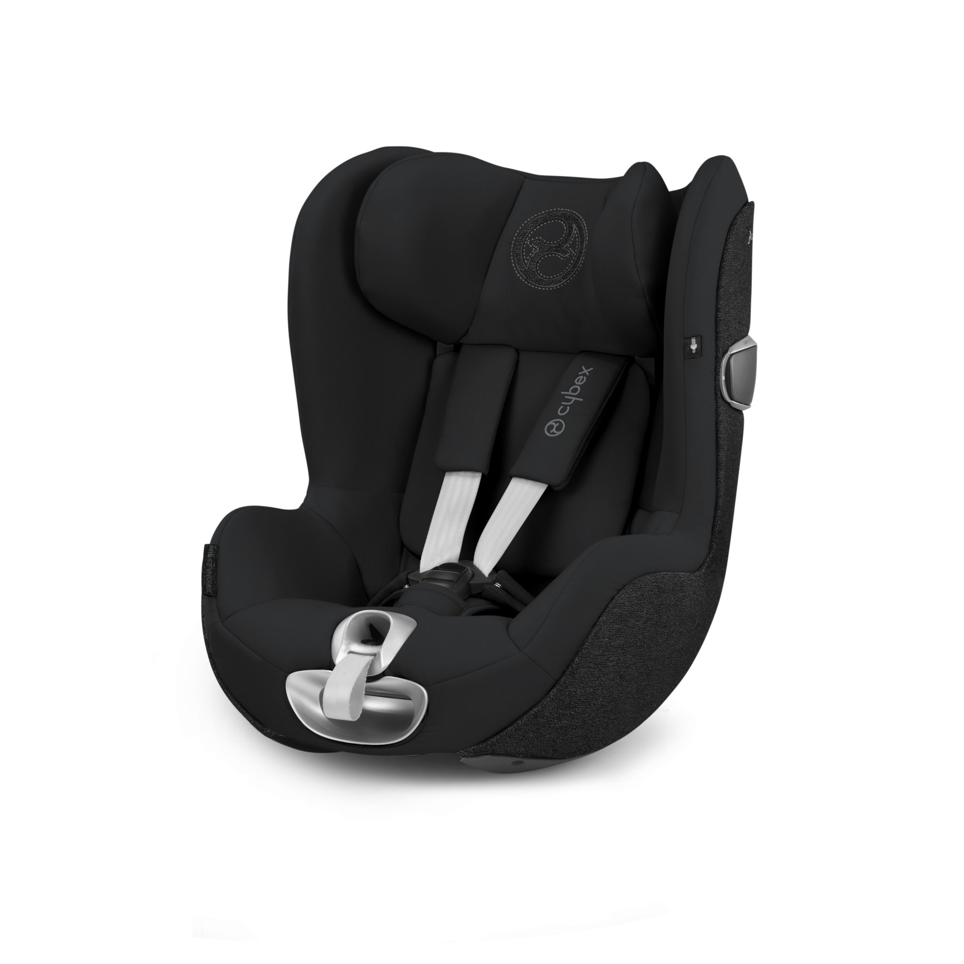 cybex platinum child seat sirona z i size 2019 stardust black black buy at kidsroom car seats. Black Bedroom Furniture Sets. Home Design Ideas
