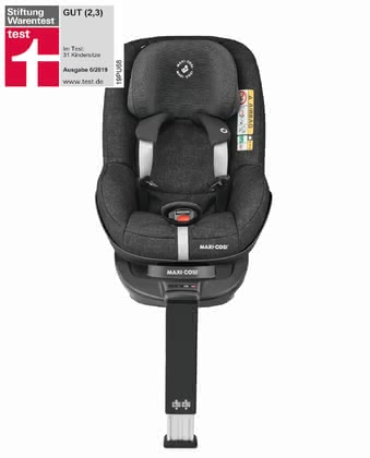Maxi-Cosi Child Car Seat Pearl Pro i-Size including 3wayFix -  * The Maxi-Cosi child car seat Pearl Pro i-Size is part of the 3wayFamily concept and is to be used in a rear-facing mode from a body height of 67 cm up to 105 cm.