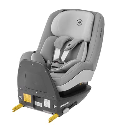 Maxi-Cosi child seat Pearl Pro 2 i-Size including FamilyFix3 -  * The new Pearl Pro 2 i-Size combines comfort and the highest safety standards. The comfort insert is now included and doesn't have to be purchased separately anymore. The super soft, padded seat reducer for toddlers (up to approx. 2 years) offers maximum sitting and lying comfort.