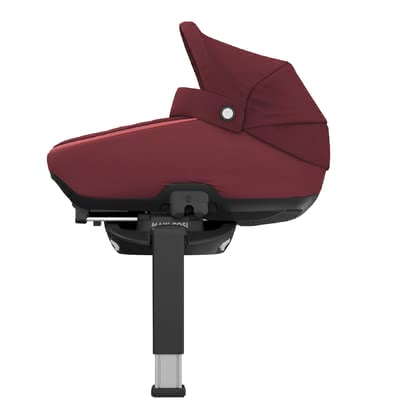Maxi-Cosi Carrycot Jade including FamilyFix3 -  * Maxi-Cosi's Jade is the first R129 approved carrycot for sleeping and travelling. With its flat recline position, traveling in the car is even safer and more comfortable for your baby.