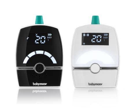 Babymoov Baby Monitor Premium Care -  * Babymoov Premium Care is a high-class, low-radiation baby monitor that features an extra-long range.
