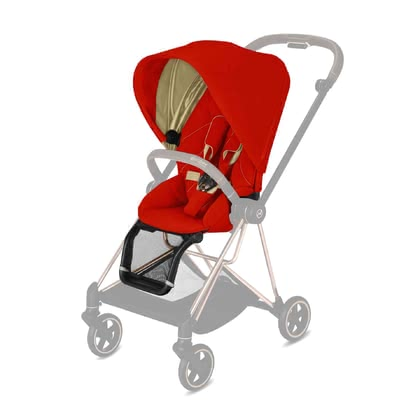 Cybex Platinum MIOS Seat Pack -  * With the Mios seat pack, you can add an individual touch to your stylish Cybex Mios pushchair. That way, you can change your Mios' appearance any time you like.