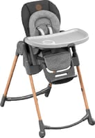 Maxi-Cosi High Chair Minla -  * Minla is the high chair from the 3-part home series of the famous and popular car seat manufacturer Maxi-Cosi. High-quality materials and six different seating options definitely speak for this stylish highchair.