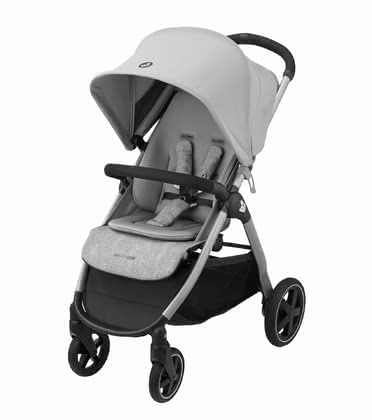 Maxi-Cosi Buggy Gia -  * Early morning shopping tours, lunch breaks in the city and afternoon strolls in the park – no matter what the day brings, Maxi-Cosi's buggy Gia transports your little one safely on all roads and thus stands out as the perfect companion.