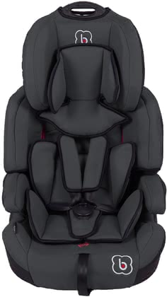 BabyGO Child Car Seat GoSafe -  * Soft padded with comfortable padded armrests, the sporty BabyGO GoSafe is a soft-padded child car seat with comfortably padded armrests that grows with your child and provides a high level of safety on every ride in your car.