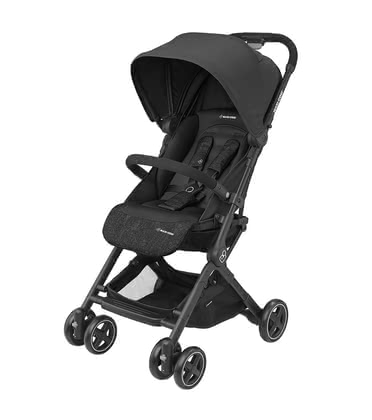 Maxi-Cosi Buggy Lara -  * The ultra-compact folding size of this buggy makes little Lara a great travel companion! Developed by Maxi Cosi, Lara is their latest buggy perfect for travelling or mastering the jungle of the big city in a flexible way.