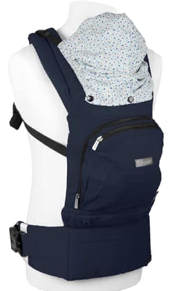 BabyGo Baby Carrier Cangoo -  * The BabyGO baby carrier Cangoo can be used as a baby carrier on the front or on the back. The extra-wide bar provides your child with the correct sitting position.